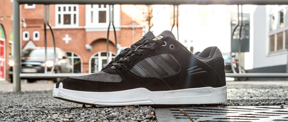 Adidas - Tribute ADV | Black / Grey