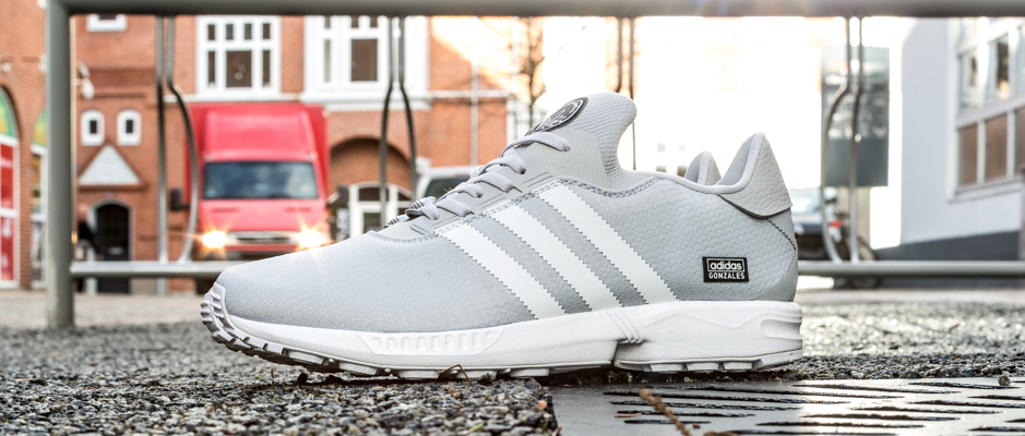 Adidas - ZX Gonz | Grey/White