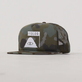 Poler Stuff - Summit Mesh Trucker | Camo