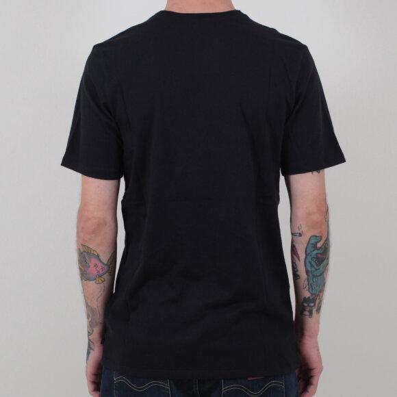 Nike SB - Nike SB - Logo T-Shirt | Black/White