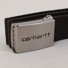 Carhartt WIP - Clip Belt Canvas | Cypress