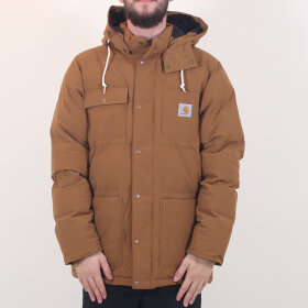 Carhartt WIP - Alpine Coat | Hamilton Brown