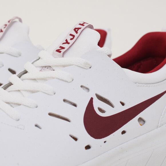 Nike SB - Nike SB - Nyjah Free   White/Crimson