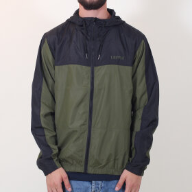 LeFix - Wind Jacket | Black/Army