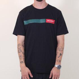 Pelle Pelle - Finish Line T-Shirt S/S | Black