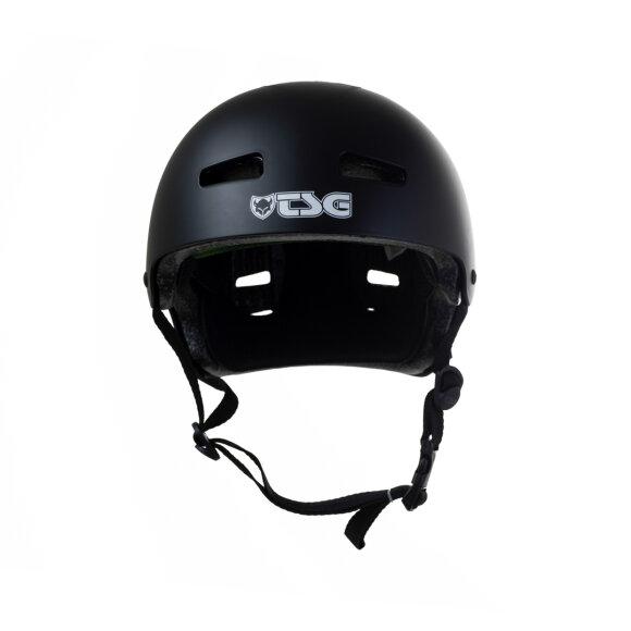 TSG - TSG - Evolution Solid Color   Black