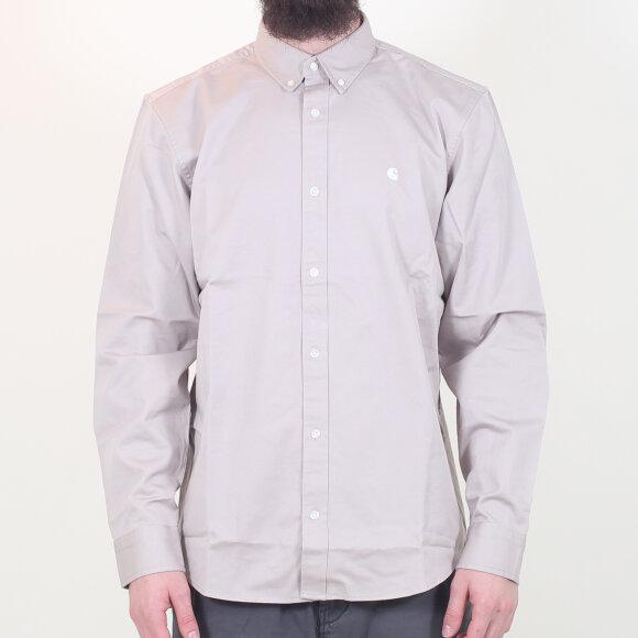 Carhartt WIP - Carhartt WIP- L/S Madison Shirt | Glaze