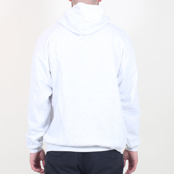 Thrasher - Thrasher - Hoodie Outlined | Ash Grey