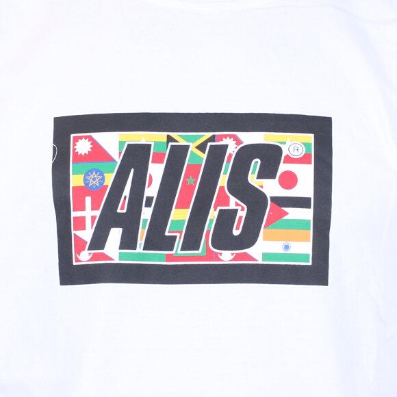 Alis - Alis - Worldwide Box Logo T-Shirt