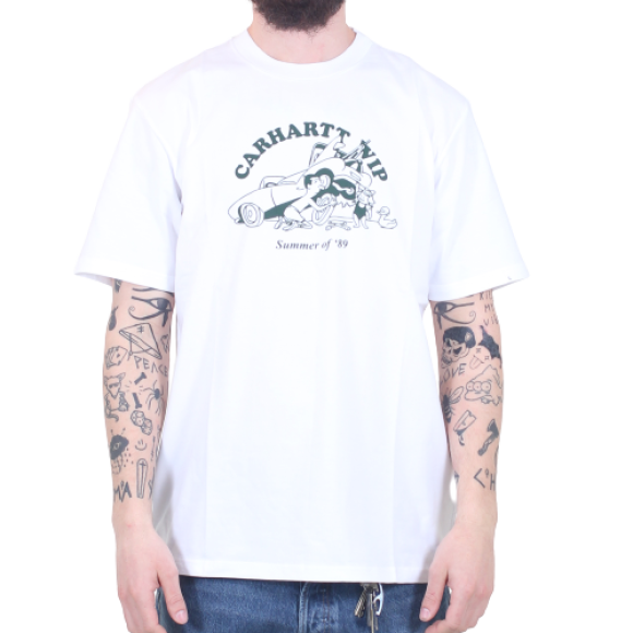Carhartt WIP - Carhartt WIP - S/S Flat Tire T-Shirt