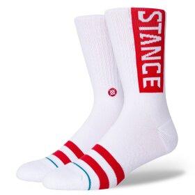 Stance - OG | White/Red