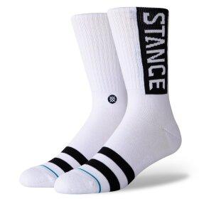 Stance - OG | White/Black