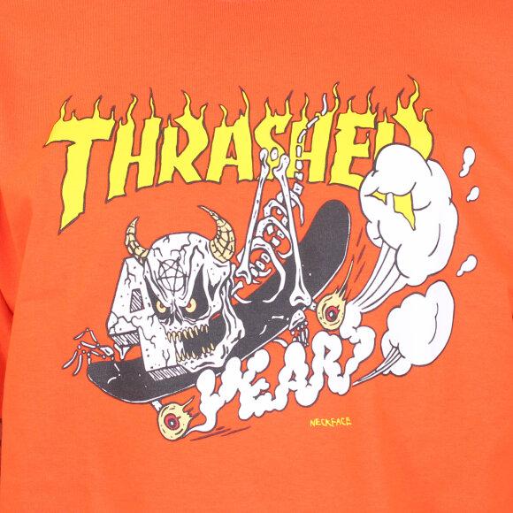 Thrasher - Thrasher - S/S T-Shirt 40 years Neckface