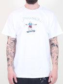 Thrasher - Thrasher - Gonz t-shirt | White