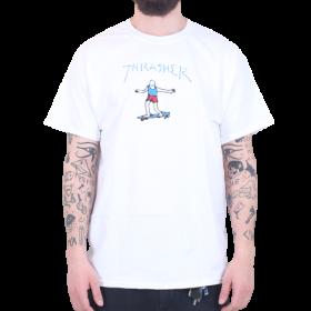 Thrasher - Gonz t-shirt | White