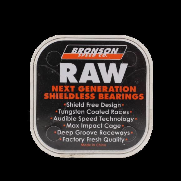 Bronson Speed Co. - Bronson - Raw