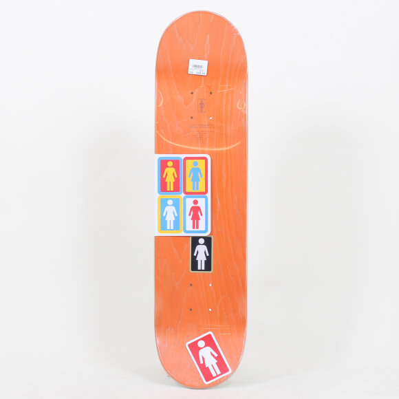 Girl - Girl Skateboards - Bannerot Contemplation