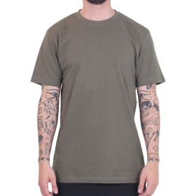 Collabo - Blank T-Shirt | Olive