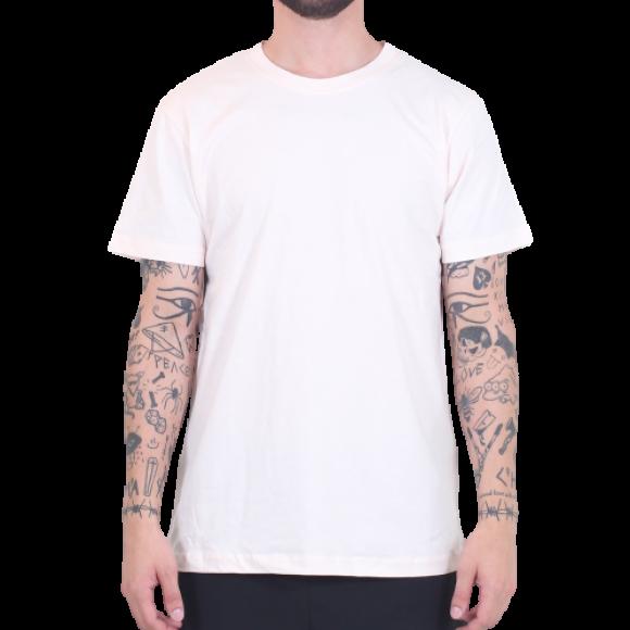 Collabo - Collabo - Blank T-Shirt | Pink