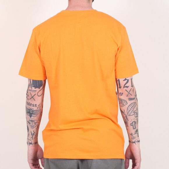 Collabo - Collabo - Blank T-Shirt   Orange