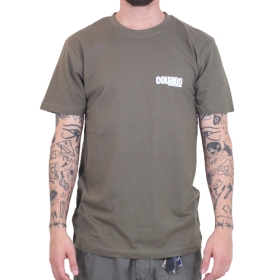 Collabo - Chest Logo | Olive Green