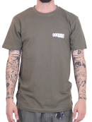 Collabo - Collabo - Chest Logo   Olive Green