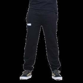 Collabo - Logo Sweatpants | Black