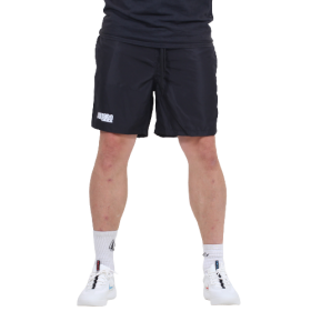 Collabo - Logo Boardshorts   Black