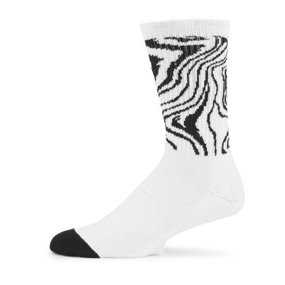 Volcom - Volcom - Vibes Socks   Black Stripe