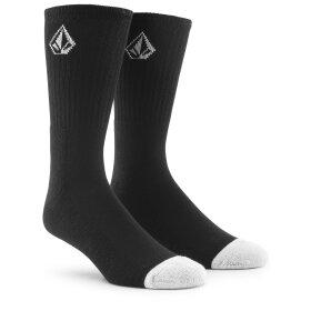 Volcom - Full Stone Sock 3Pack | Black
