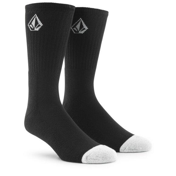Volcom - Volcom - Full Stone Sock 3Pack | Black