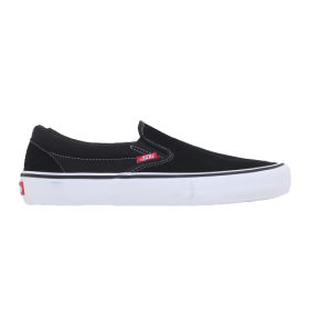 Vans - Slip On Pro | Black/White