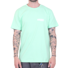 Collabo - Chest Logo | Mint Green