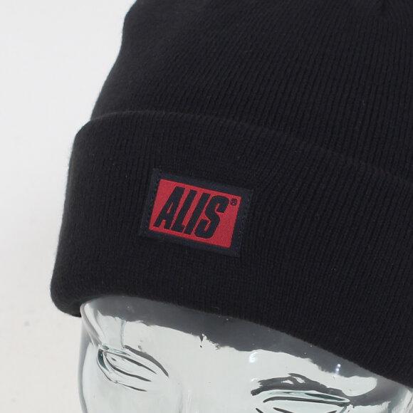 Alis - Alis - Classic Box Logo Low Beanie