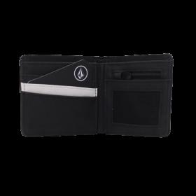 Volcom - Slim Stone PU Wallet | Black