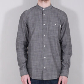 Carhartt WIP - Robert Shirt | Black Rinsed