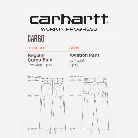 Carhartt WIP - Carhartt WIP - Regular Cargo Pant | Black
